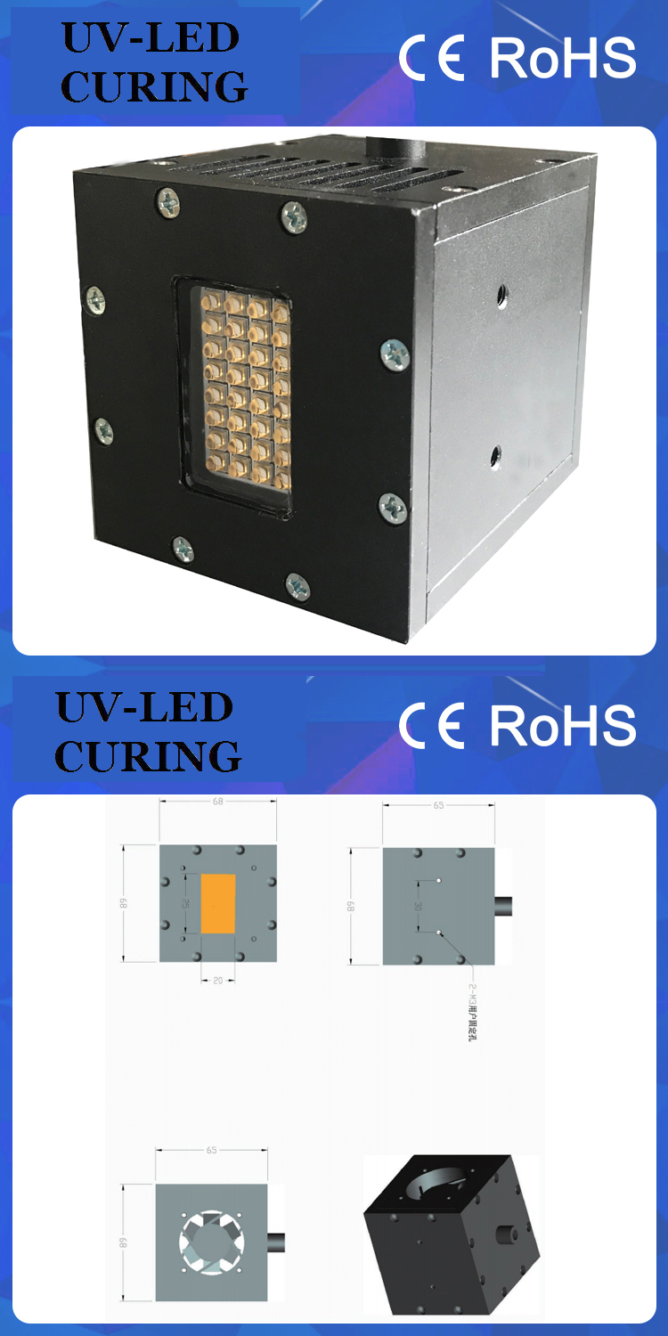 Fast Speed UV LED Coating Machine