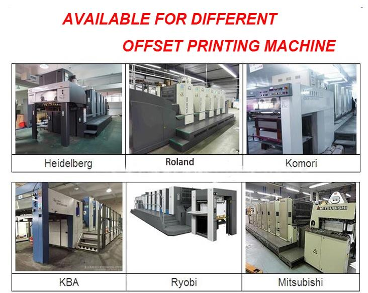 395nm Offset Printing Machine