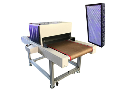 Desktop UV Conveyor for UV Adhesive Curing Machine