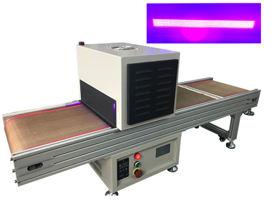 UV Conveyor for Offset Printing