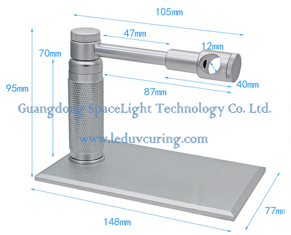 Multifunctional UV LED Curing Light Source Fixture Distributors