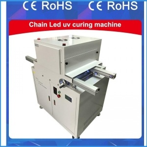 Conveyor Belt UV LED Curing System
