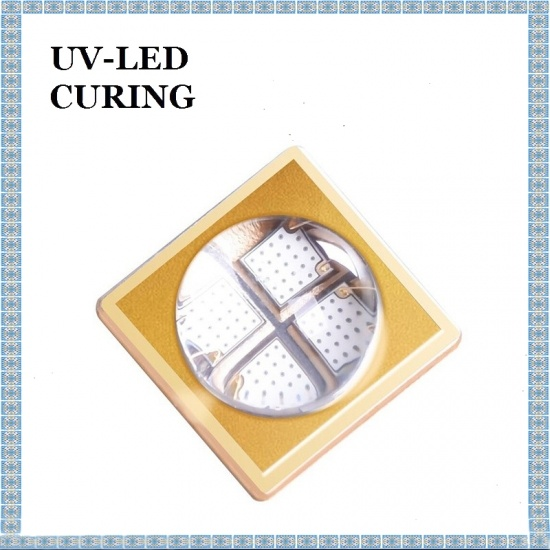15W Corea LG Quattro LED chip UV LED UV luce perline 365nm