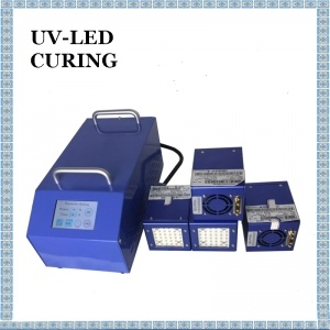 High Intensity UV Coating Machine